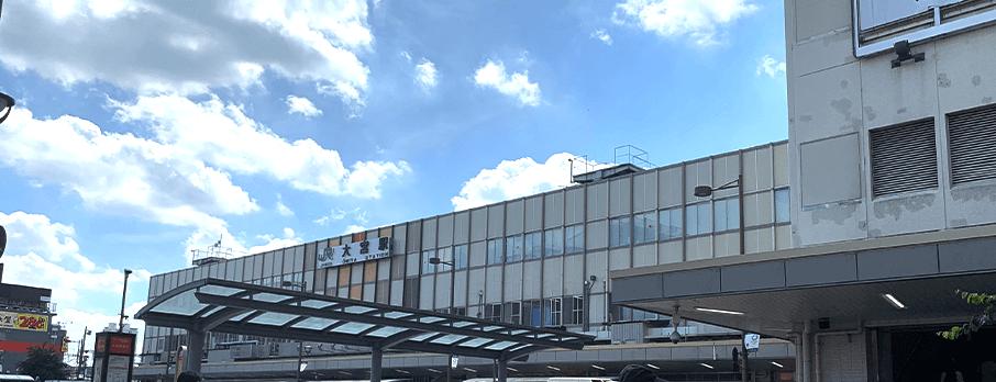 各線 神戸三宮駅 徒歩5分の好立地です